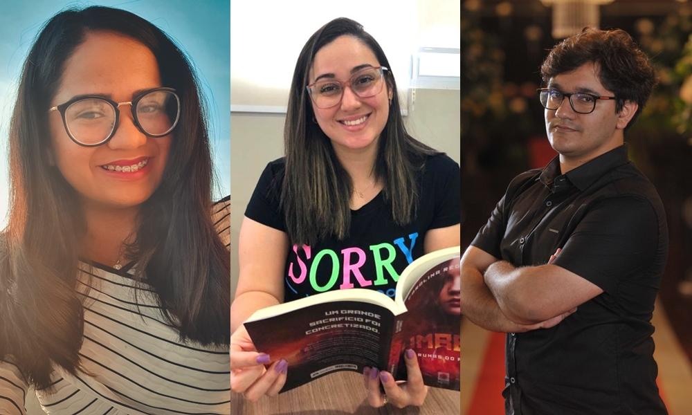 Autores se unem para promover literatura em evento on-line