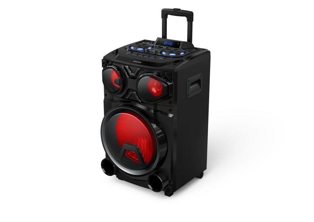 Divulgação Philips Caixa de som X3305