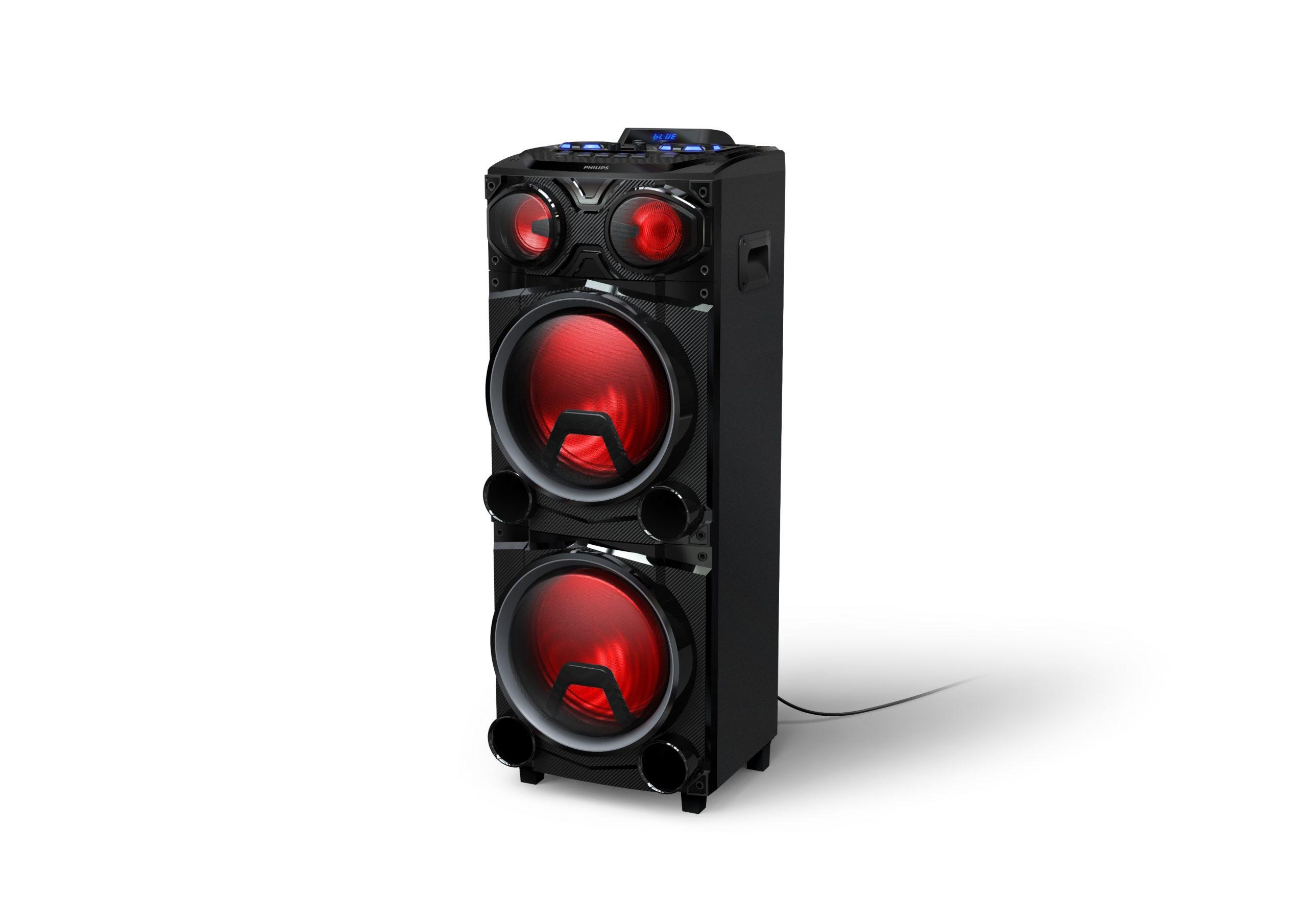 Divulgação Philips Caixa de som X3705