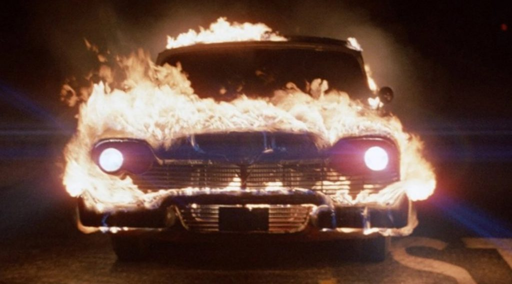 """O Reboot de """"Christine, O Carro Assassino"""""""