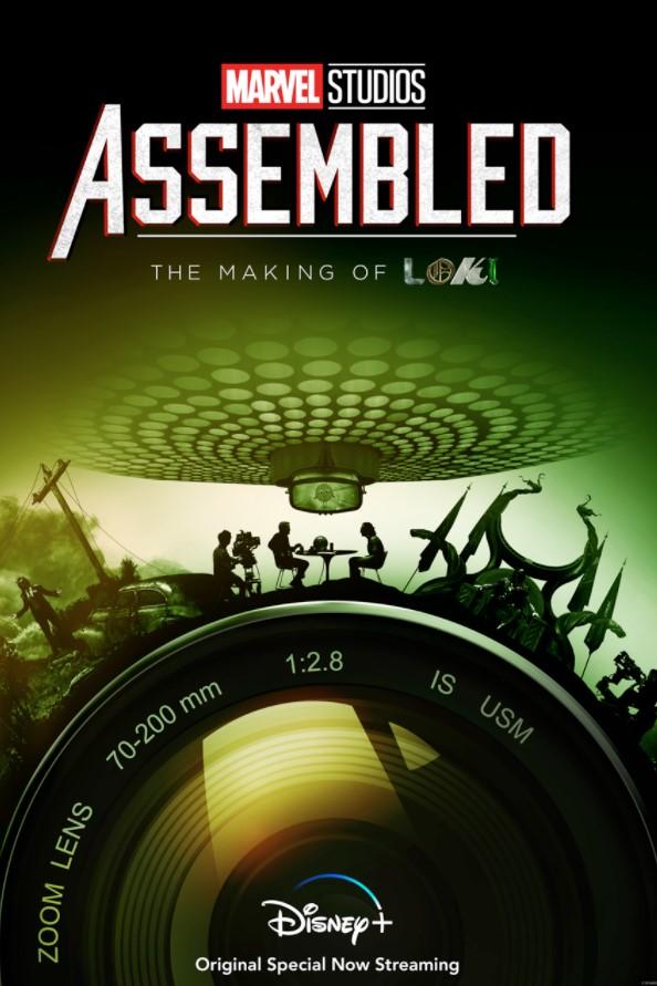Marvel Studios' Assembled: The Making of Loki