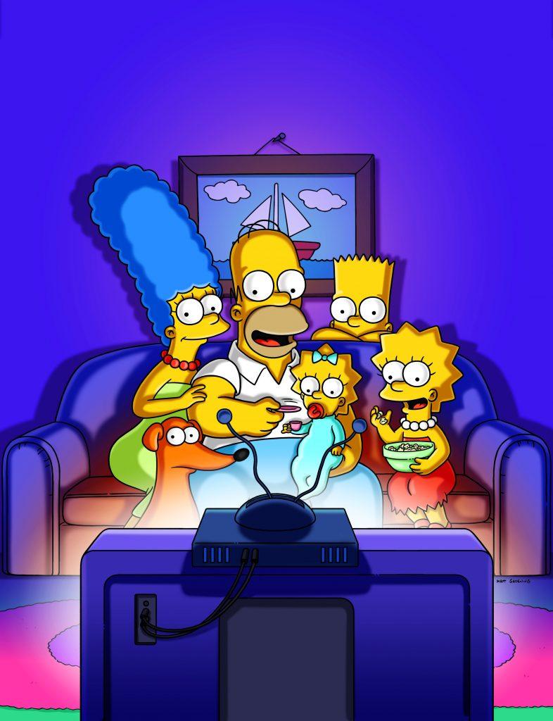 32ª temporada do Simpsons